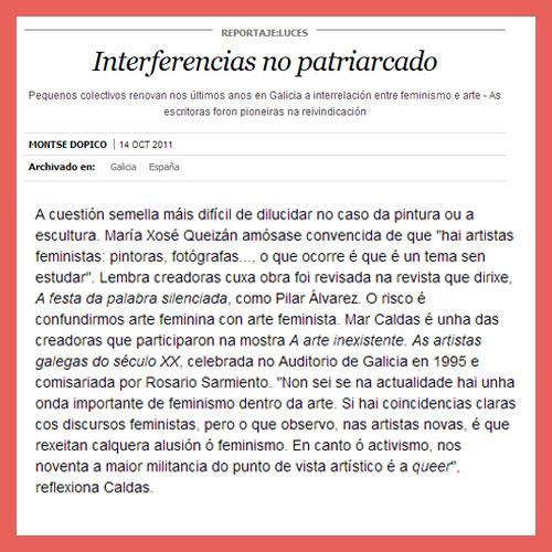 EL PAÍS <br>(14/10/2011)